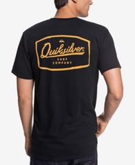 Image of Quiksilver Men's Edgy Vibes MT0 Short Sleeve Tee