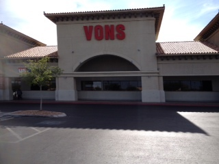 Vons Durango Dr Store Photo