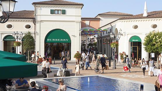 Noventa di Piave Designer Outlet at Noventa di Piave, Italy ...