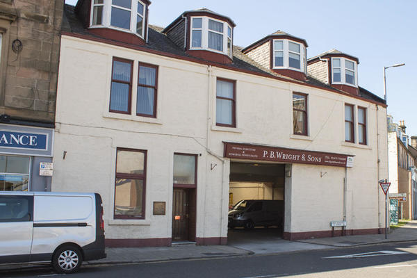 P B Wright & Sons Funeral Directors in Greenock