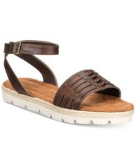 Image of BEARPAW Women's Aubree Platform Sandals
