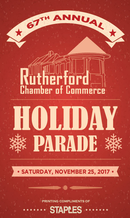 Dan Meredith Agency, LLC - Rutherford Chamber of Commerce Holiday Parade