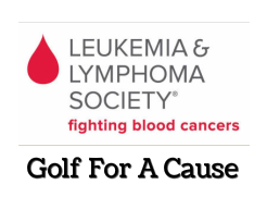 Proud to support Golf For A Cause for the Leukemia & Lymphoma Society!
