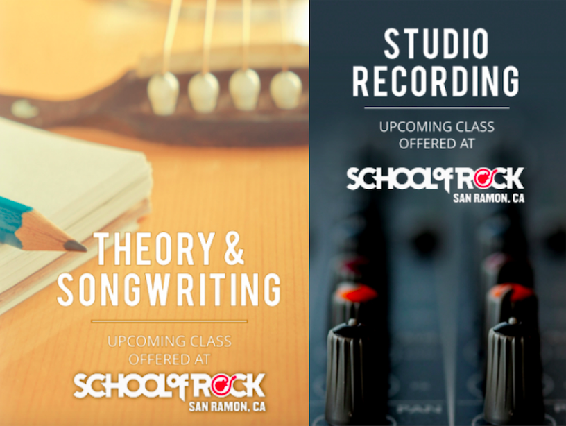 Image of Songwriting & Recording Classes Start June 16th