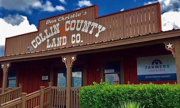 Collin County Land Co. Building