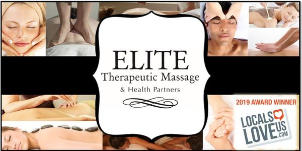 Elite Therapeutic Massage logo