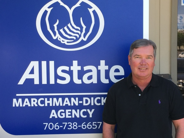 Allstate Insurance Agent Mitch Marchman