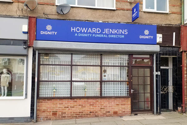 Howard Jenkins Funeral Directors in Roby, Liverpool