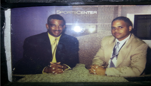 "Remembering Stuart Scott ""Entertained by Angels""Rest in Peace Stuart, I love u!"