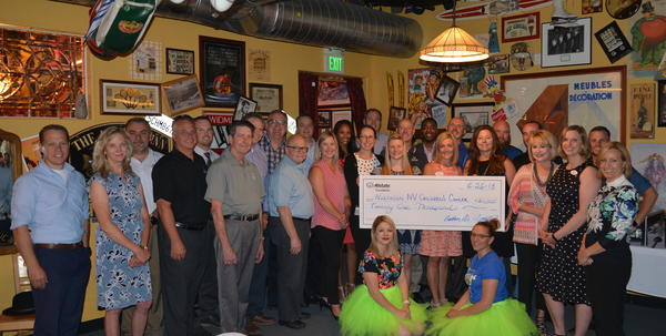 Michelle Terelak - Allstate Foundation Helping Hands Grant Helps Junior Achievement of Northern Nevada