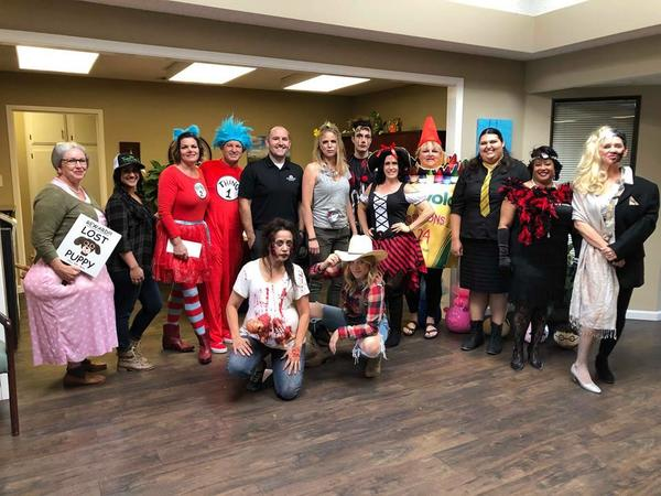 Halloween Costume Contest- Hosted by Intero Realtors