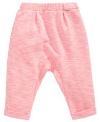 Image of First Impressions Marled Pants, Baby Girls, Created for Macy's
