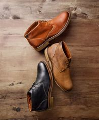 Image of Johnston & Murphy Copeland Chukka Boots