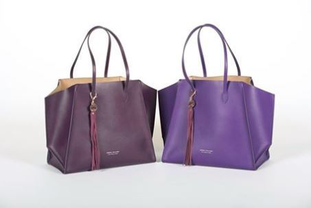 Thea Collins - Support for Allstate's Purple Purse Campaign