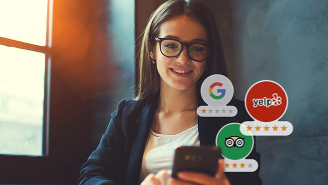 Three Ways Reviews Help To Win More Business Event Photo