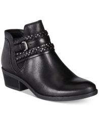 Image of Baretraps Giles Pointed-Toe Western Booties