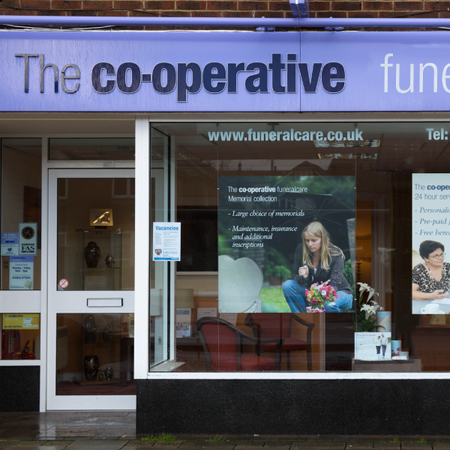 The Co-operative Funeralcare Worthing