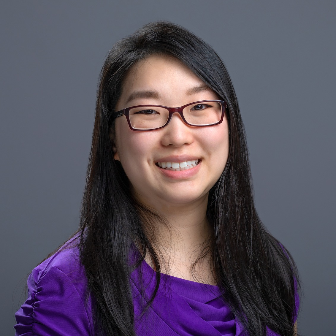 Headshot photo of Sharon Jang, DDS