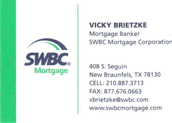Vicky is a great mortgage broker.