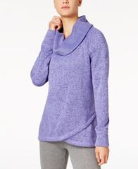 Image of Ideology Cowl-Neck Pullover, Created for Macy's