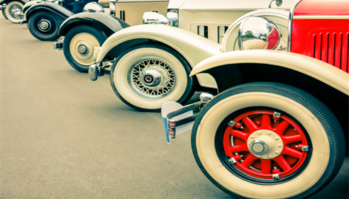 Protect your timeless beauties with classic vehicle insurance.