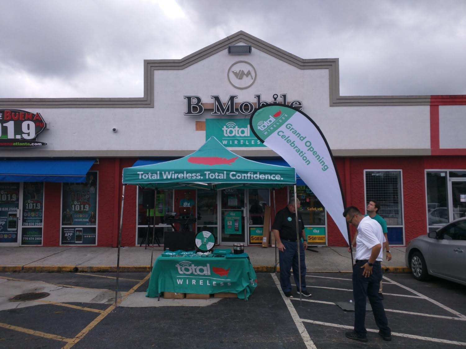 Total Wireless Store front image in Duluth,  GA