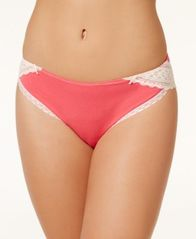 Image of Maidenform One Fab Fit Cotton Tanga DMCS59
