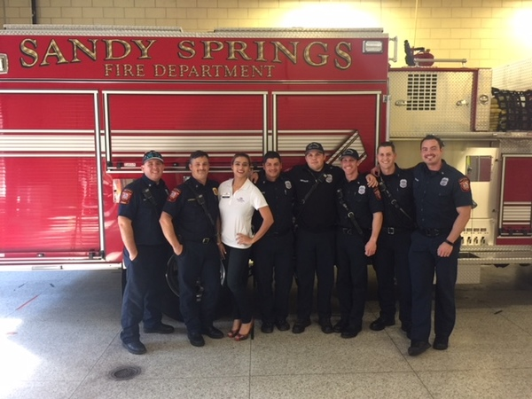 Sandy Springs Fire Department
