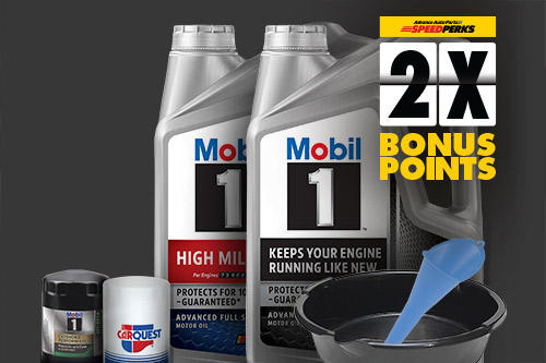 MOBIL 1 OIL CHANGE BUNDLE