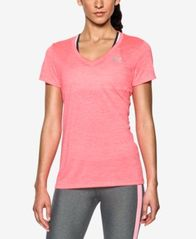 Image of Under Armour UA Tech™ V-Neck Tee