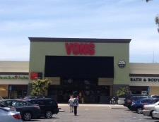 Vons Store Front Picture at 4725 Clairemont Dr in San Diego CA