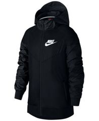 Image of Nike Windrunner Jacket, Big Boys