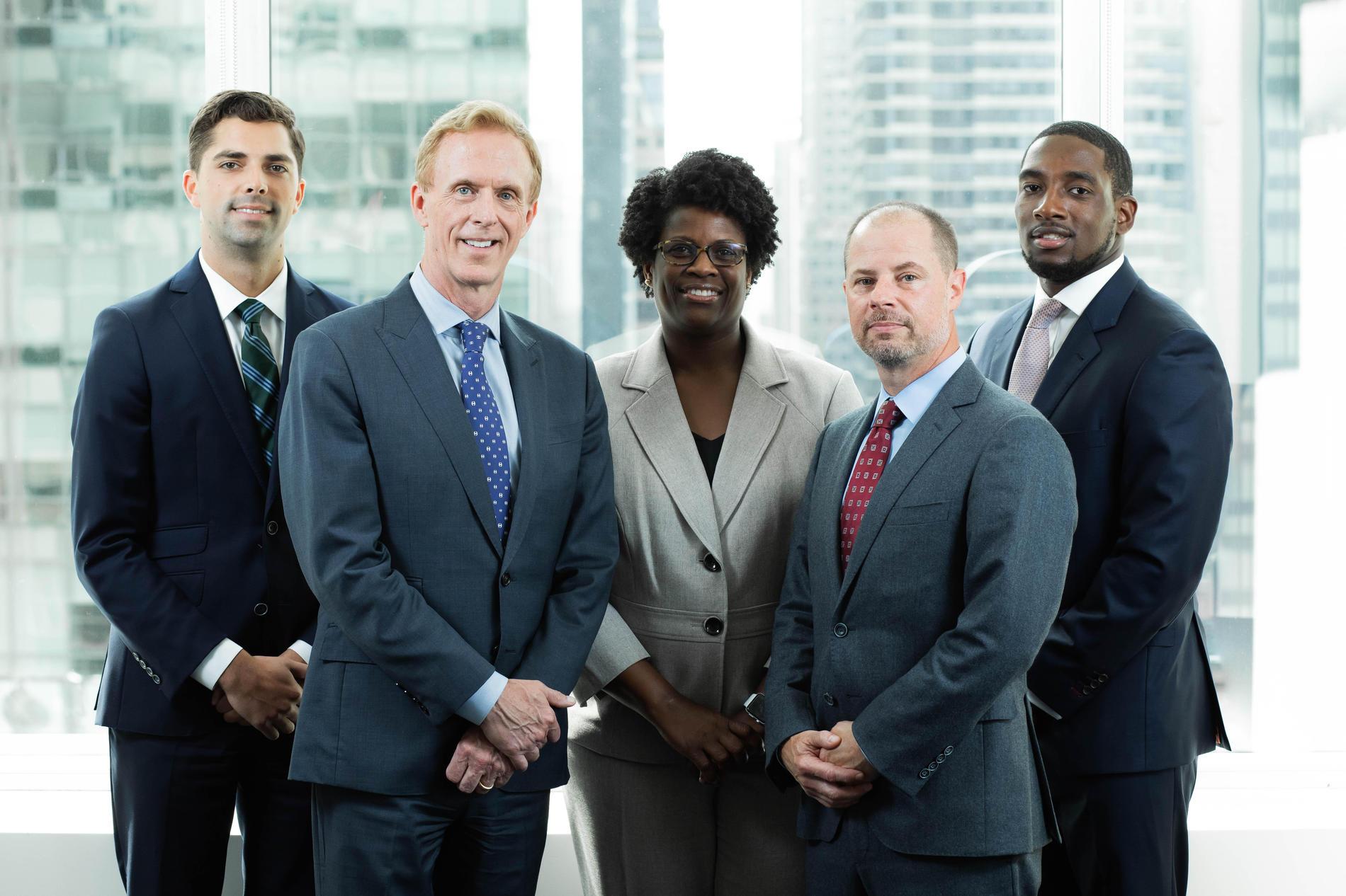 The Apgar Saltzman Group | New York, NY | Morgan Stanley