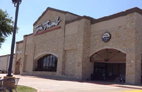 Tom Thumb Store Front Picture at 900 W McDermott Dr in Allen TX