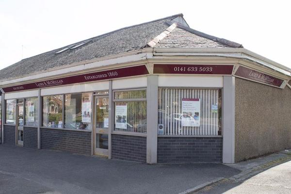 Laird & McMillan Funeral Directors in Netherlee, Glasgow