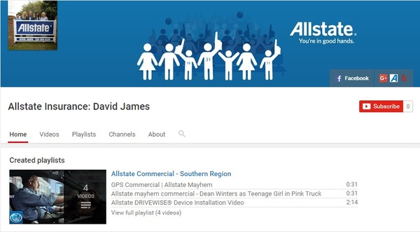 David James - David James YouTube Channel