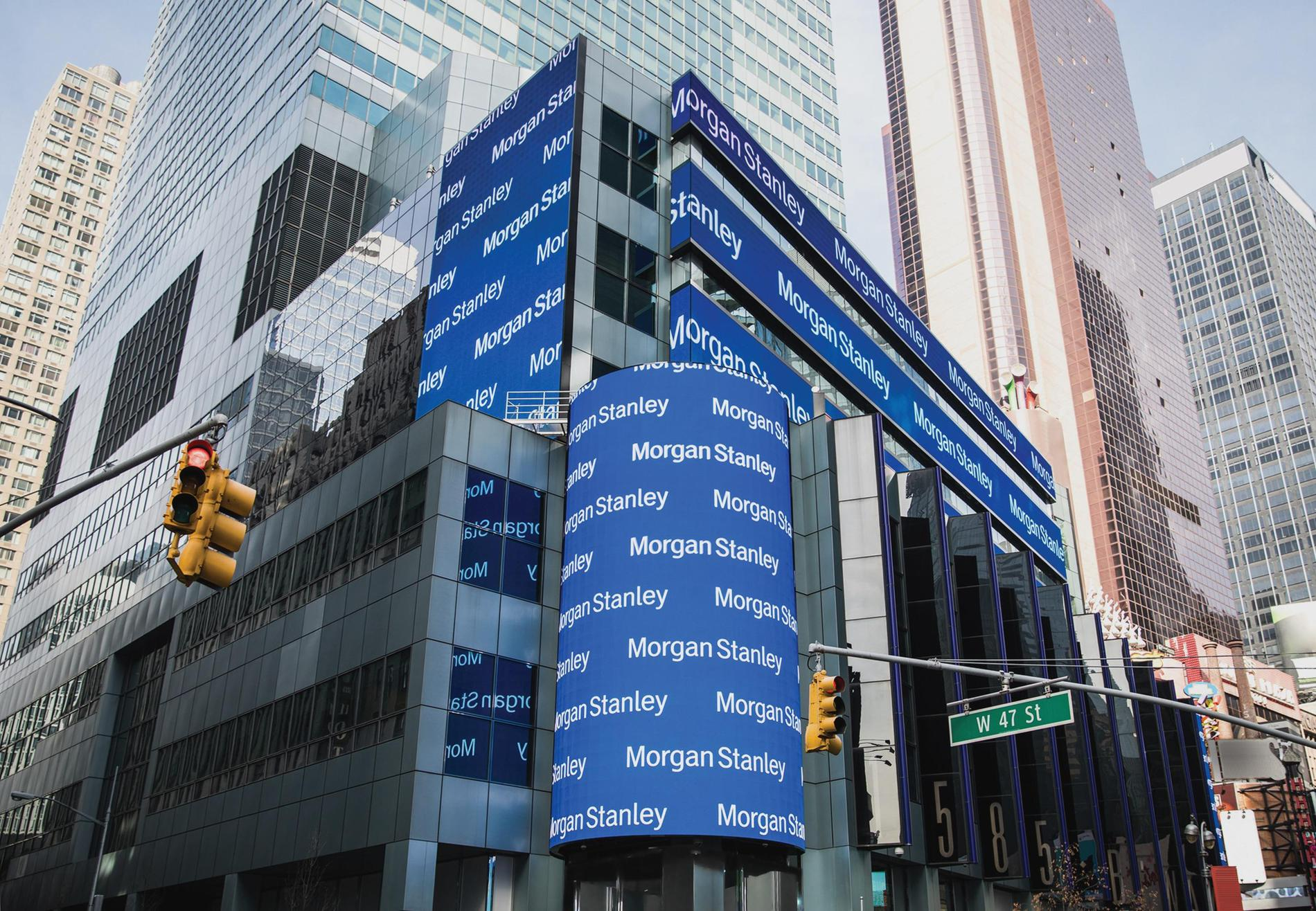 Morgan stanley investment management new york safe investment option in india