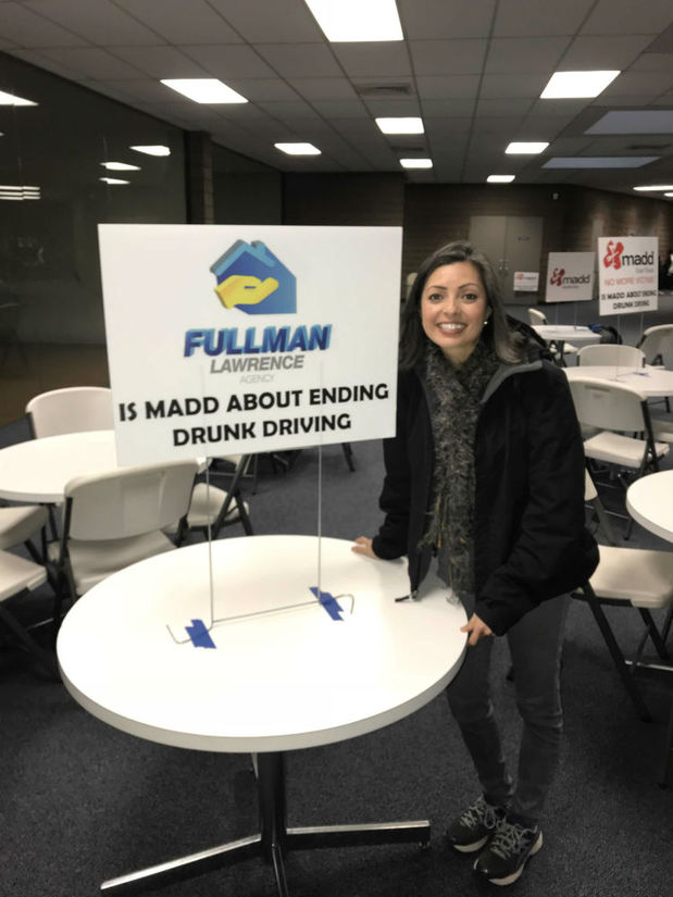 Linda Fullman - Support for Mothers Against Drunk Drivers