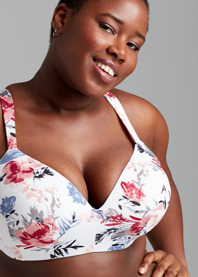 Cacique plus size bras summer 2020