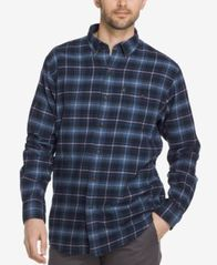 Image of G.H. Bass & Co. Men's Fireside Plaid Flannel Shirt