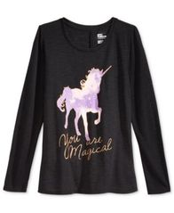Image of Epic Threads You Are Magical Unicorn T-Shirt, Big Girls (7-16), Created for Macy's
