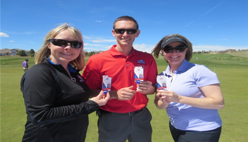 Proud sponsor of the 2014 Mile High Academy charity golf tourney!