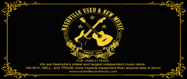 Nashville Used and New Music