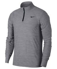 Image of Nike Men's Breathe Quarter-Zip Training Top