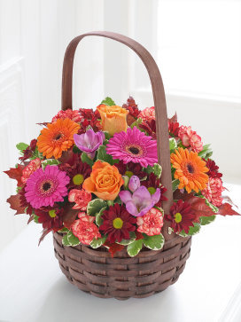 Image of Autumn Daze Basket