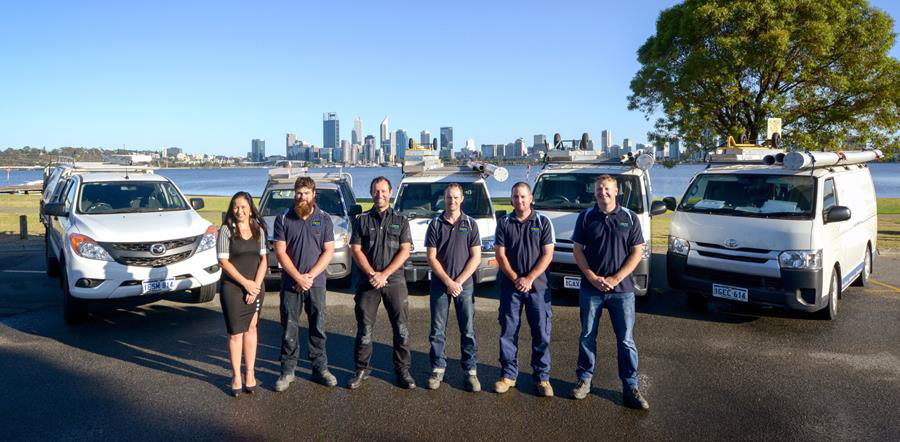 obrien-plumbing-lesmurdie-team-photo