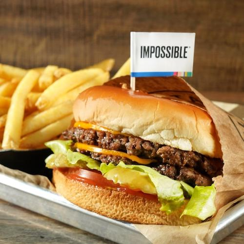 Image of Impossible Burger