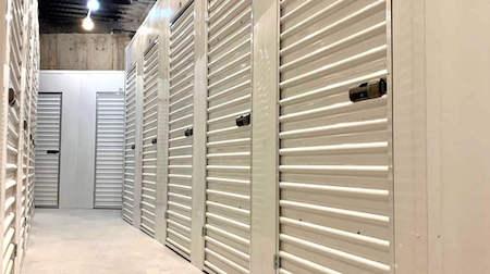 Flatbush Storage Facility Interior