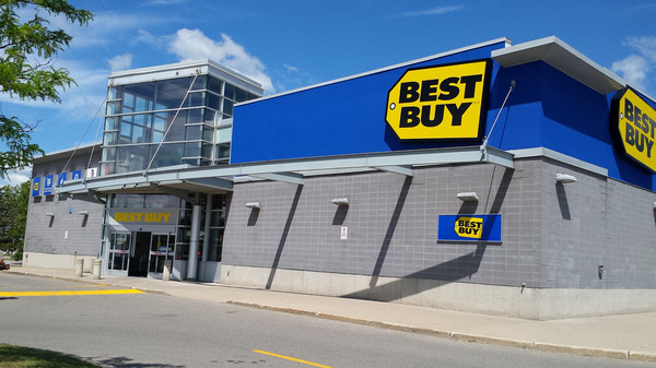 Best Buy Fairgrounds Shopping Centre