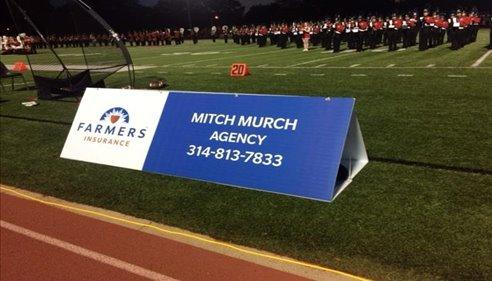 The Murch Agency is a proud supporter of Kirkwood High School Athletics.